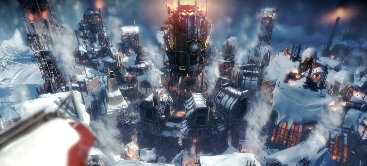 Frostpunk (Strategie) von Games Republic / Headup Games / 11 bit studios