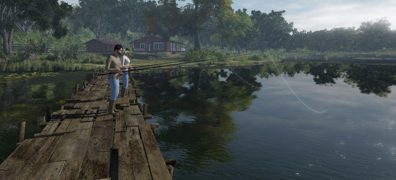 Fishing planet konsolen angeln im ps4 trailer for Fishing planet ps4