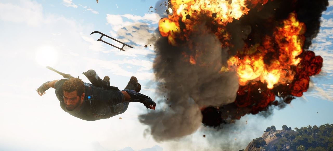 Just Cause 3 (Action) von Square Enix
