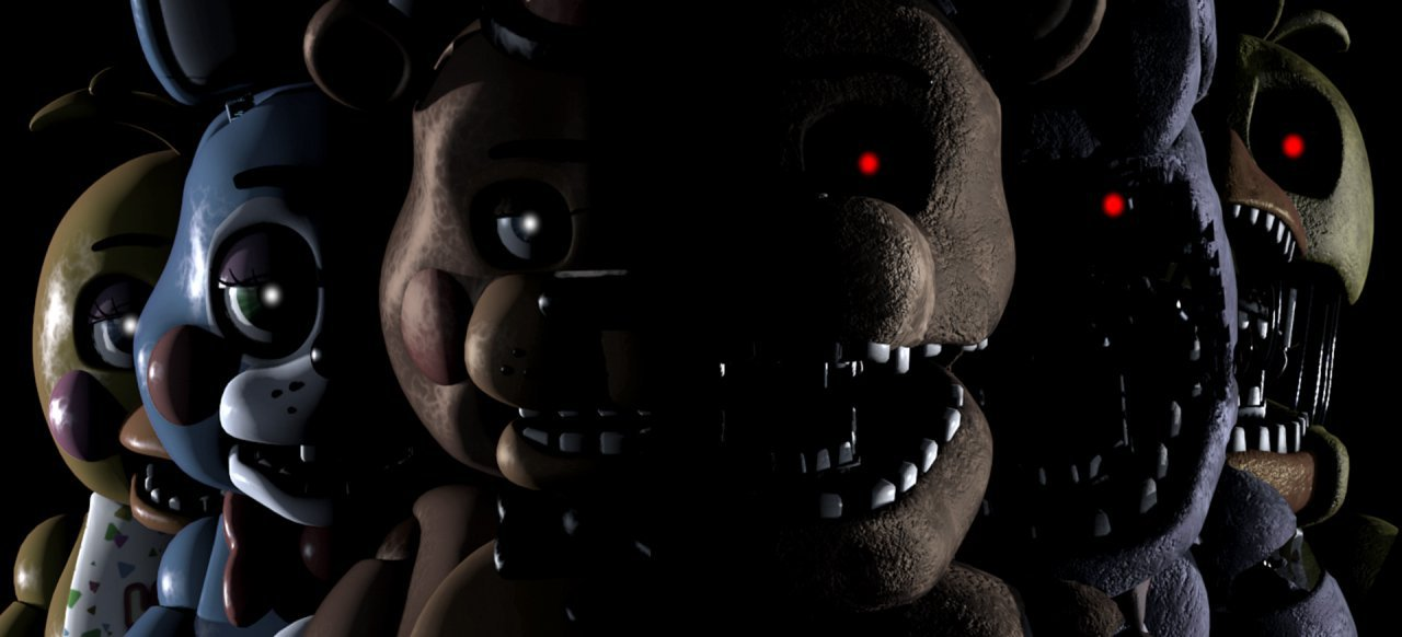 Five Nights At Freddy's World (Rollenspiel) von Scott Cawthon