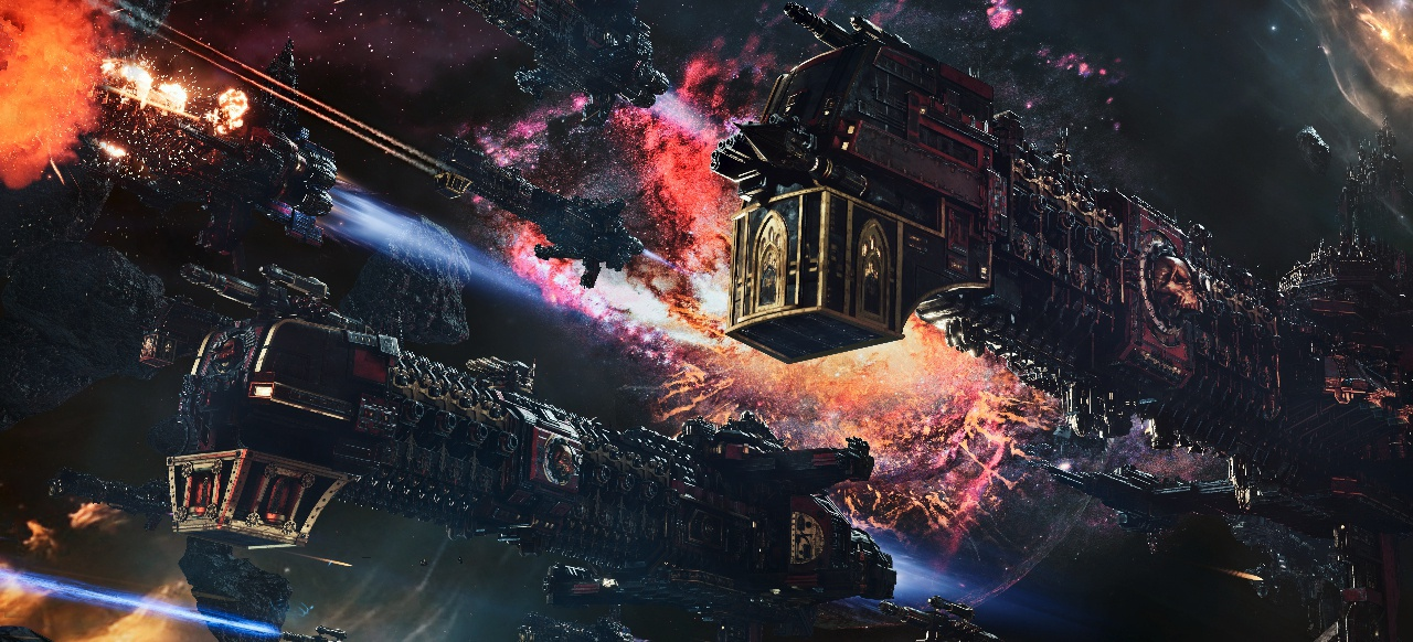 Battlefleet Gothic: Armada 2 (Strategie) von Focus Home Interactive