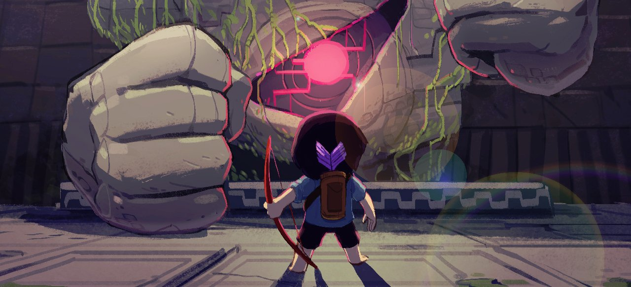 Titan Souls (Action) von Devolver Digital