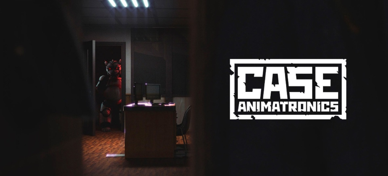 C.A.S.E: Animatronics Stories (Action) von Pinkapp Games