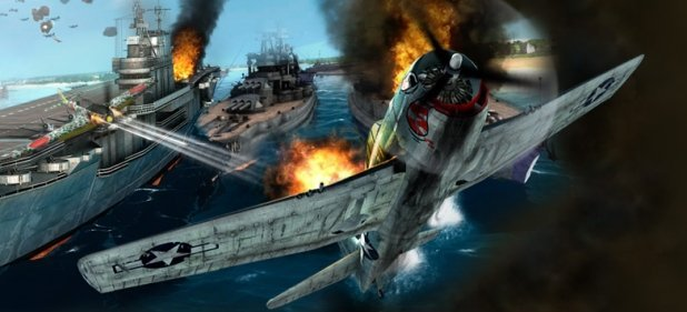 Air Conflicts: Pacific Carriers (Simulation) von bitComposer Games / dtp entertainment