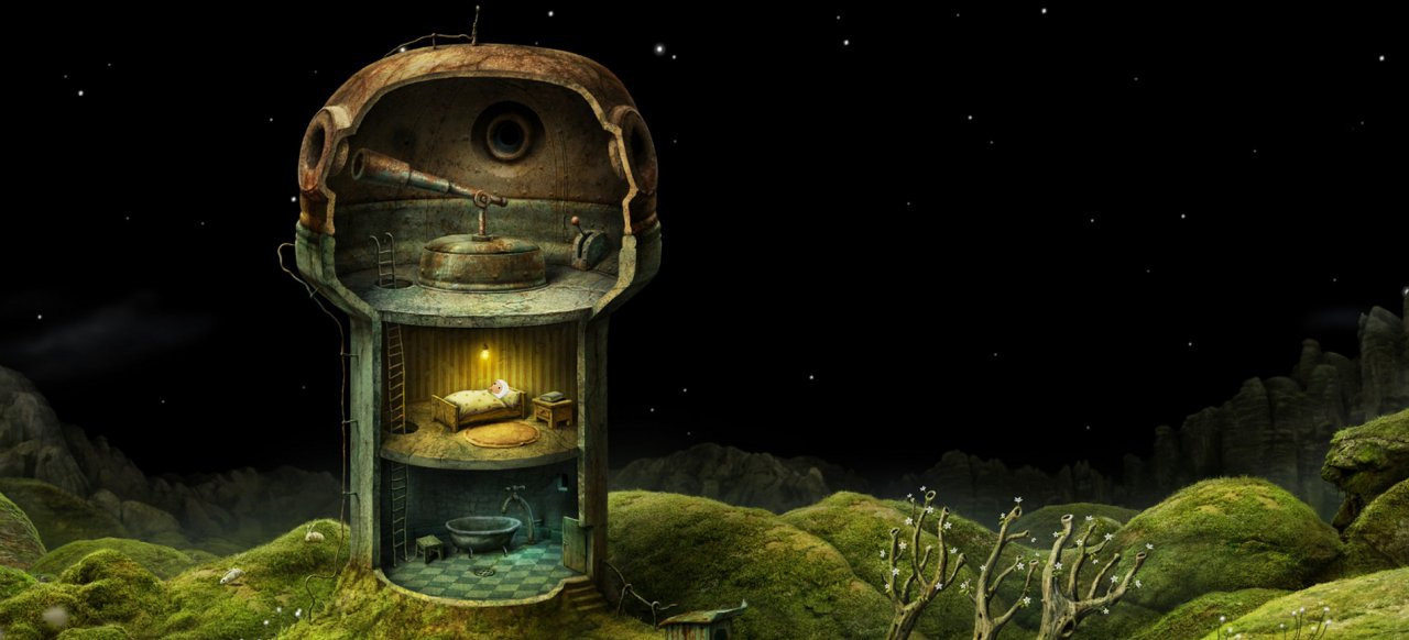 Samorost 3 (Adventure) von