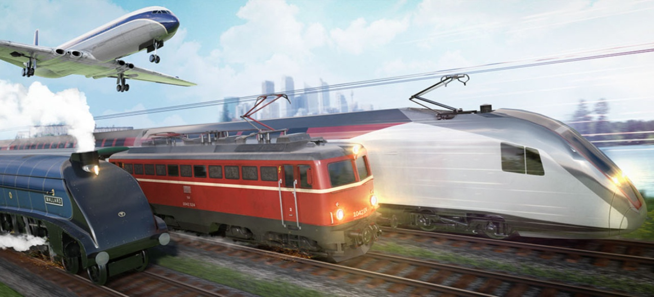 Transport Fever (Simulation) von Gambitious Digital Entertainment