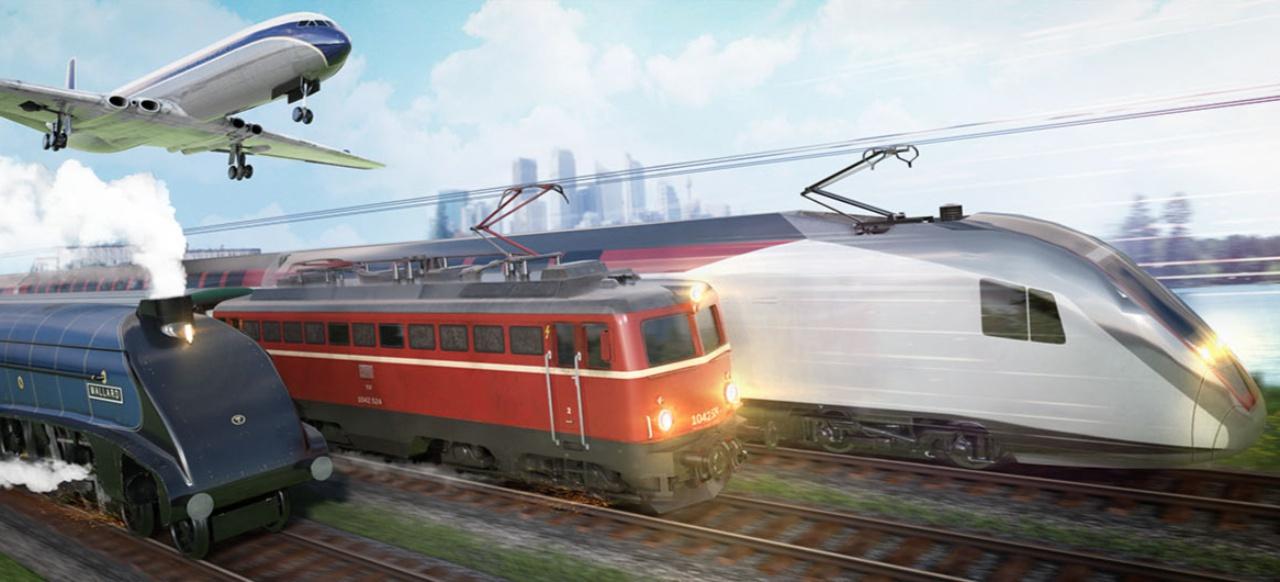 Transport Fever (Simulation) von Gambitious Digital Entertainment