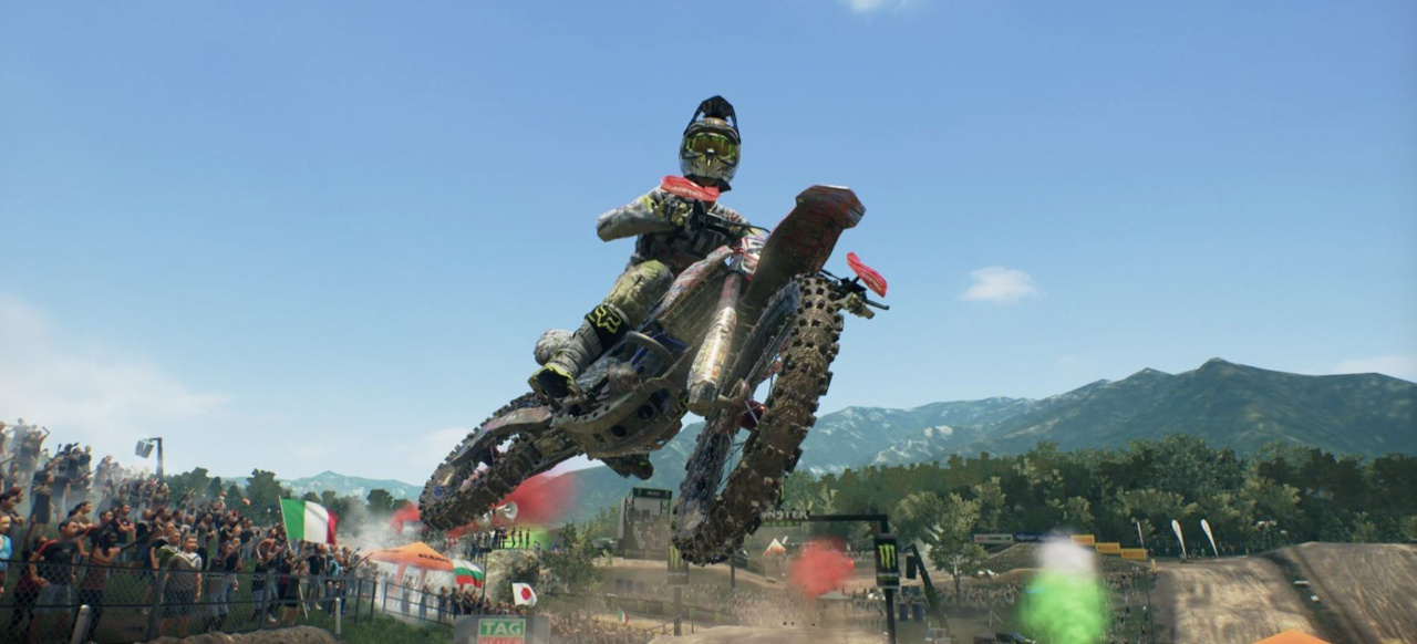 MXGP3 - The Official Motocross Videogame (Rennspiel) von Milestone