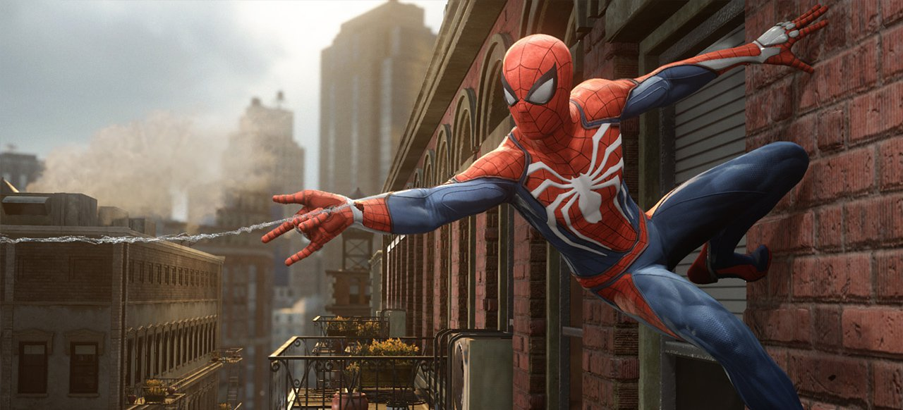 Spider-Man (Action) von Sony Computer Entertainment