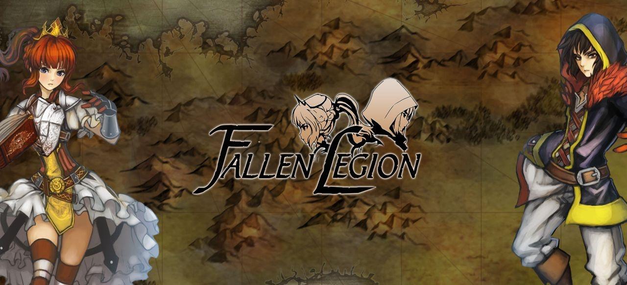 Fallen Legion (Rollenspiel) von YummyYummyTummy
