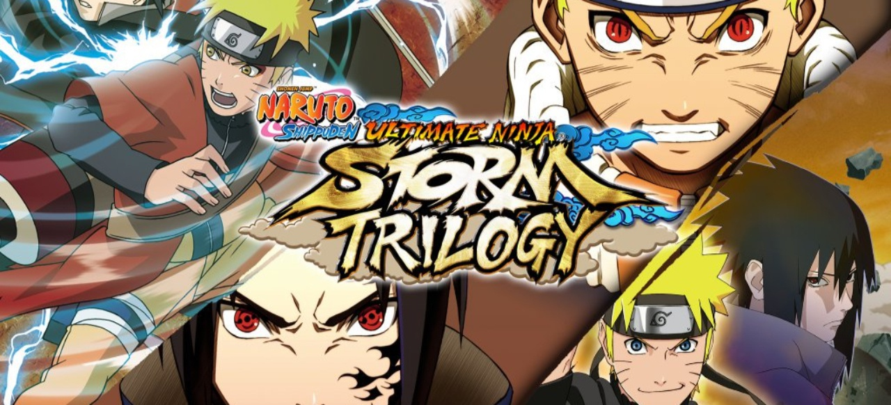 Naruto Shippuden: Ultimate Ninja Storm Trilogy (Action) von Bandai Namco Entertainment Europe