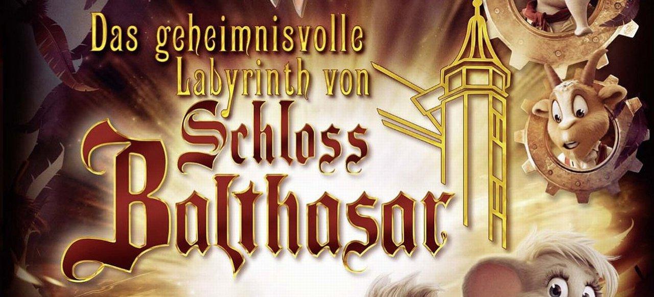 Das geheimnisvolle Labyrinth von Schloss Balthasar (Adventure) von Ravenscourt