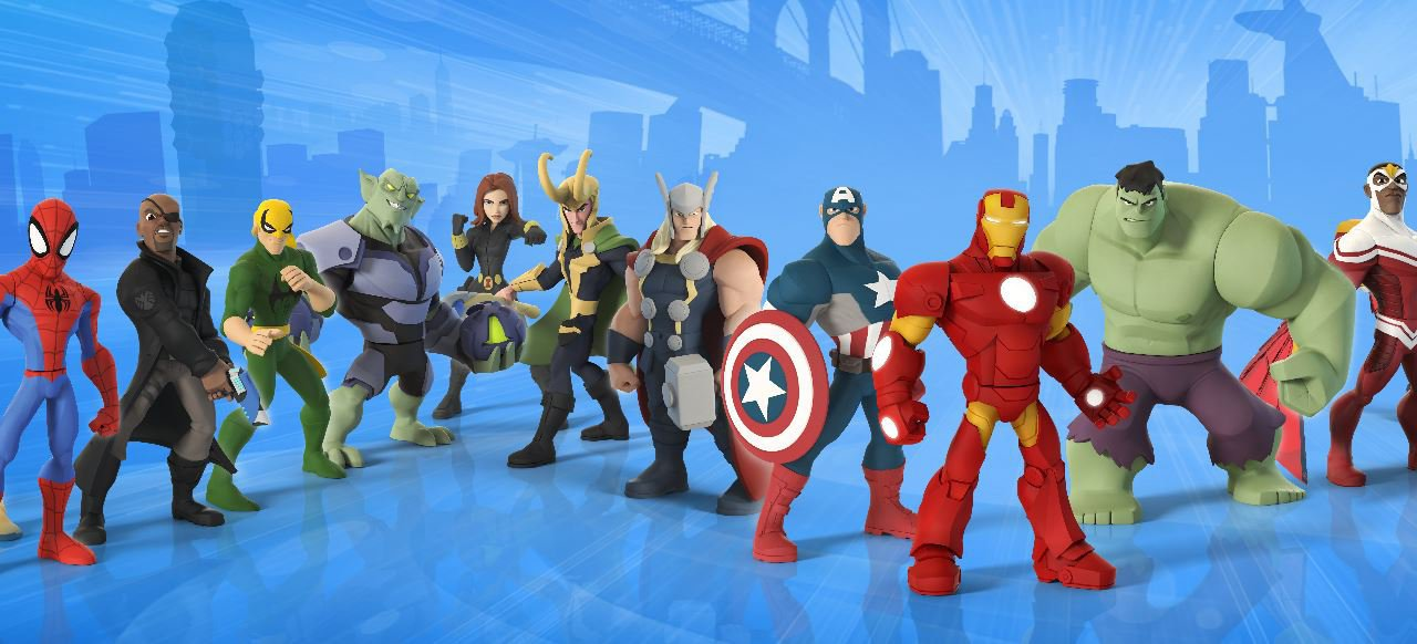 Disney Infinity 2.0: Marvel Super Heroes (Action) von Disney Interactive