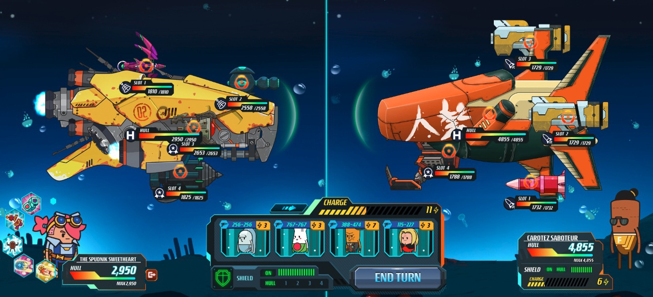 Holy Potatoes! We're in Space?! (Strategie) von Daedalic Entertainment / Rising Star Games