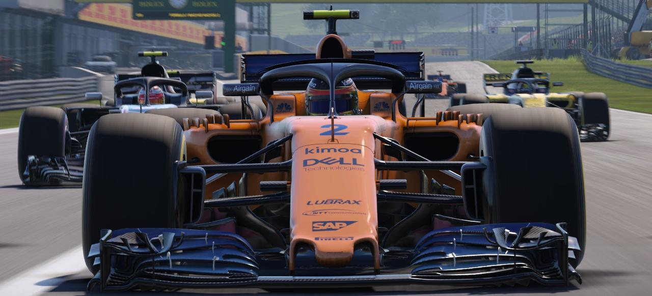 F1 2018 (Rennspiel) von Codemasters / Koch Media