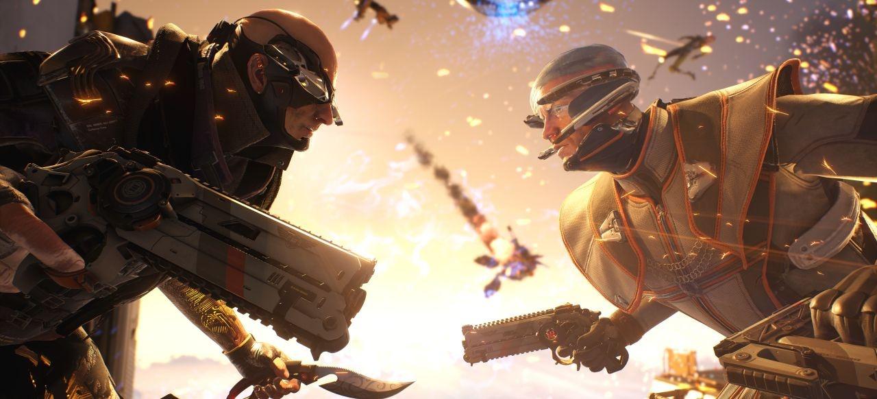 LawBreakers (Shooter) von Nexon