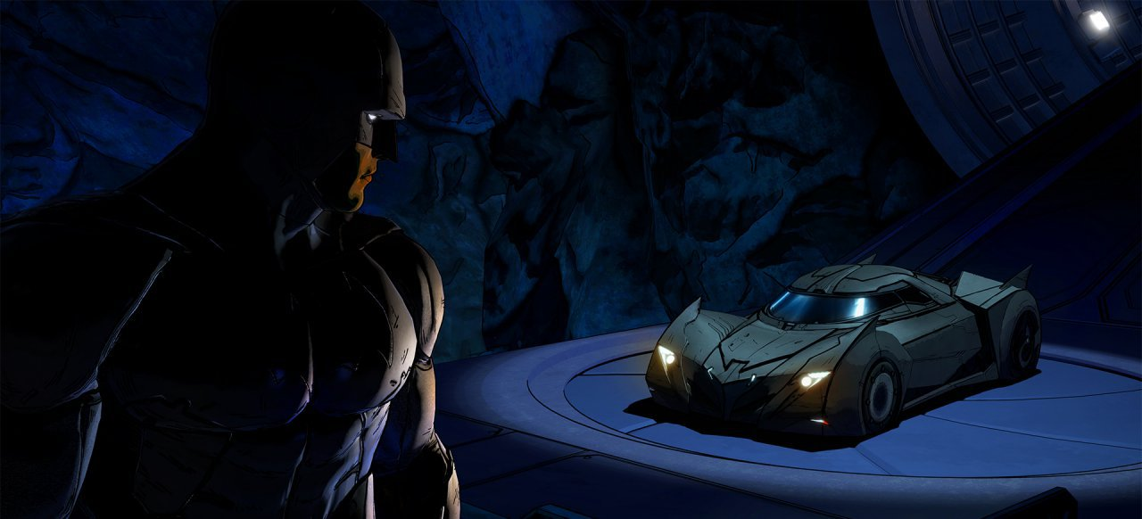 Batman: The Telltale Series - Episode 1 (Adventure) von Warner Bros. Interactive Entertainment
