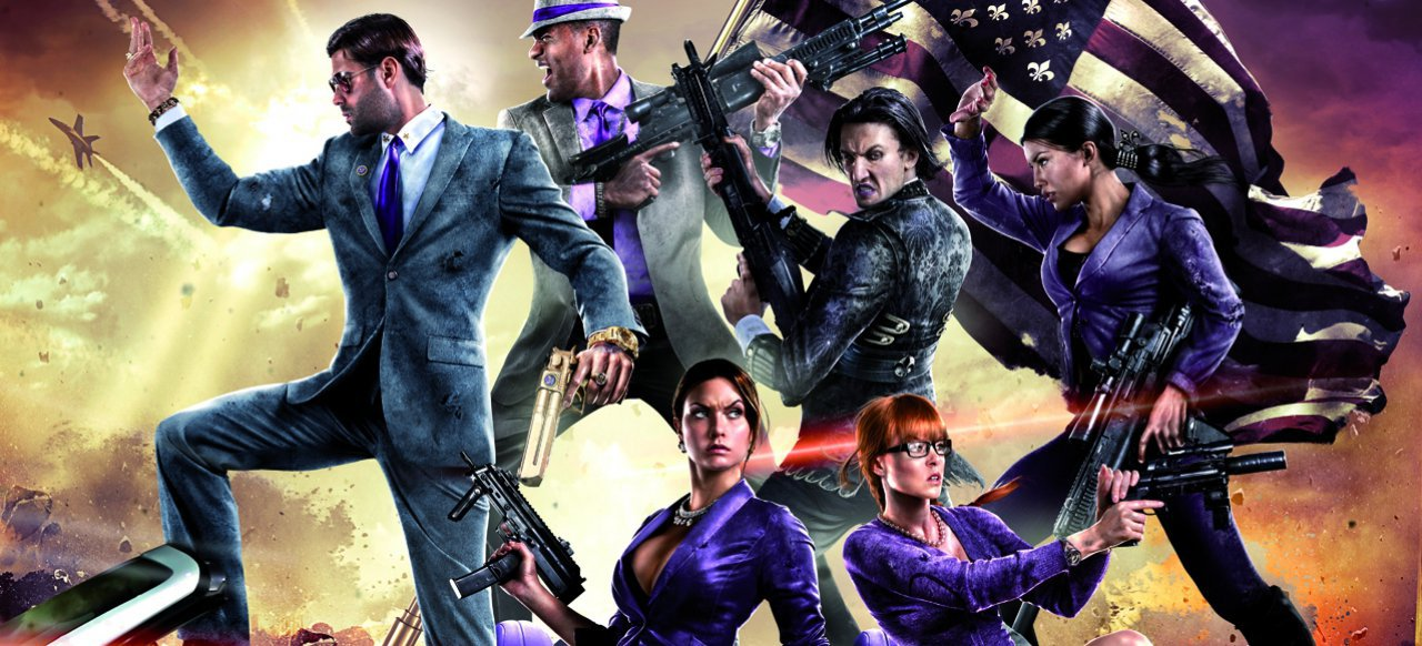 Saints Row 4 (Action) von Deep Silver