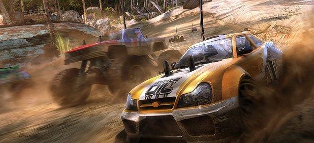 MotorStorm RC (Rennspiel) von Sony
