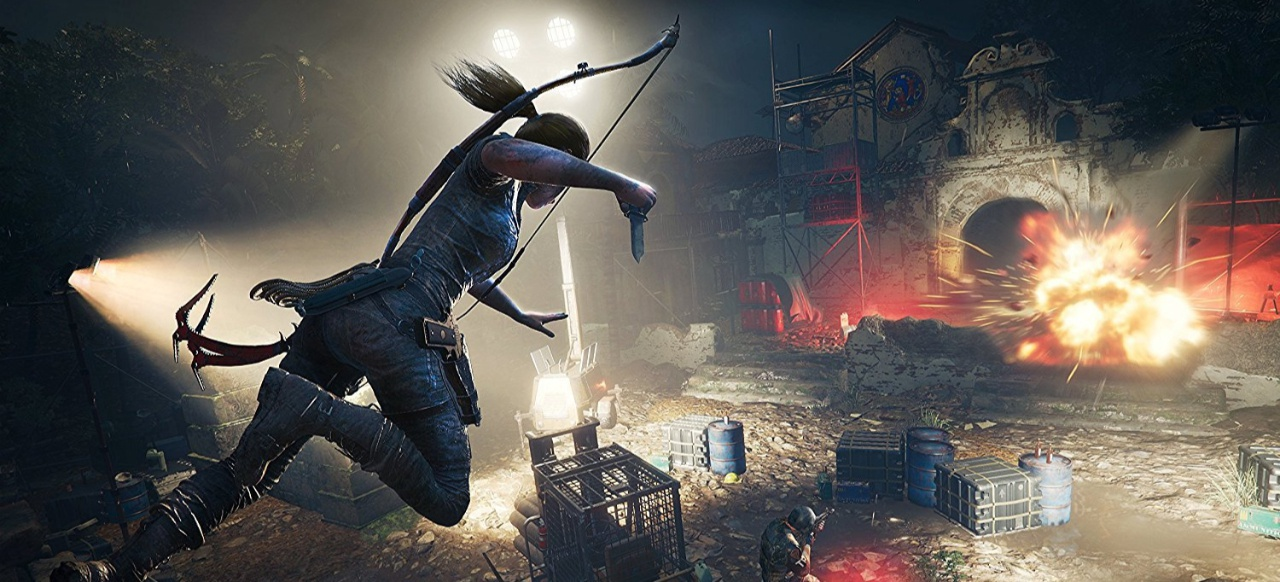 Shadow of the Tomb Raider (Acción) de Square Enix