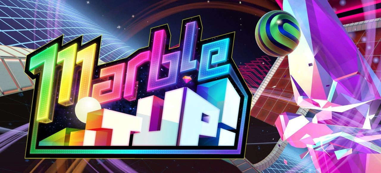 Marble It Up! (Geschicklichkeit) von Bad Habit Productions / The Engine Company / Alvios / Arcturus Interactive / Shapes And Lines
