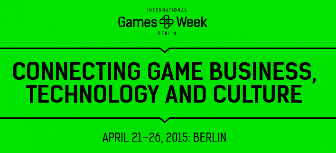 International Games Week Berlin (Events) von Booster Space UG