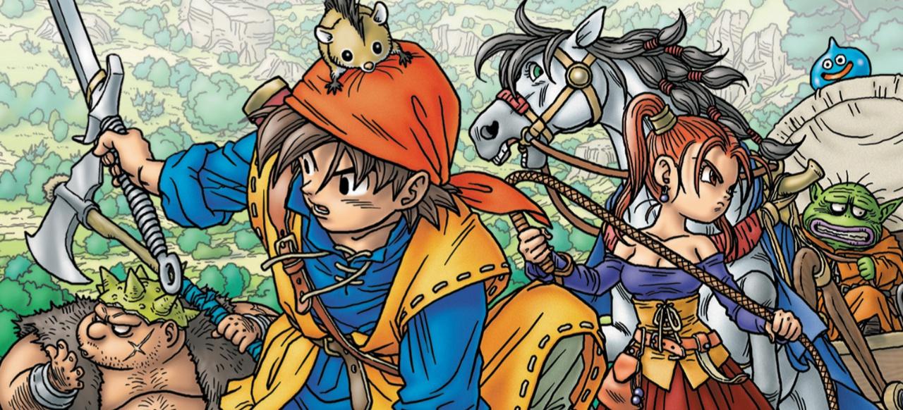 Dragon Quest 8 (Rollenspiel) von Square Enix