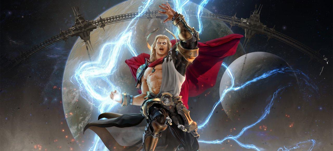 Skyforge (Rollenspiel) von My.com / Mail.Ru Group