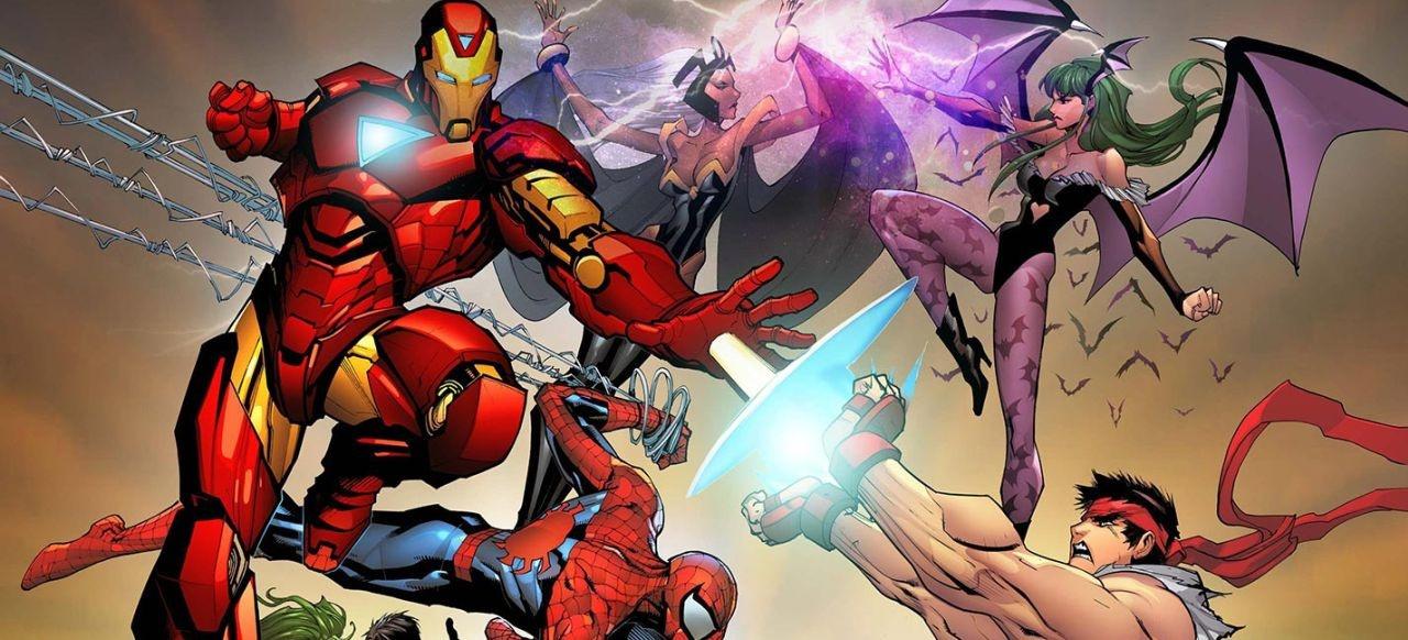 Ultimate Marvel vs. Capcom 3 (Action) von Capcom