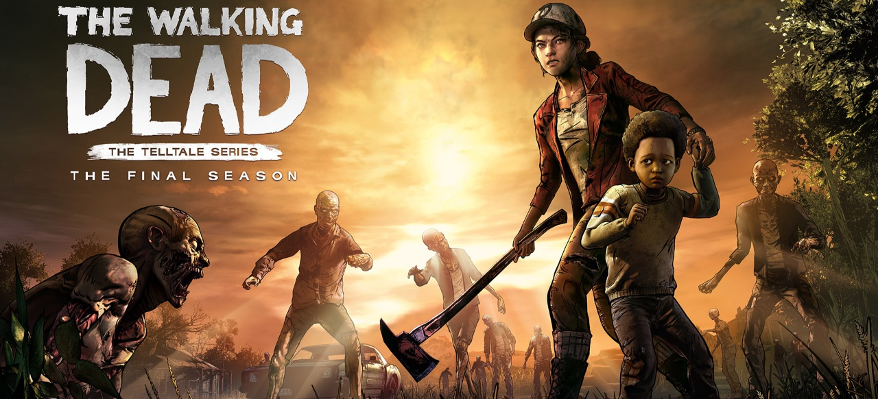The Walking Dead: Die letzte Staffel (Adventure) von Telltale Games