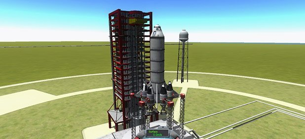 Kerbal Space Program (Simulation) von