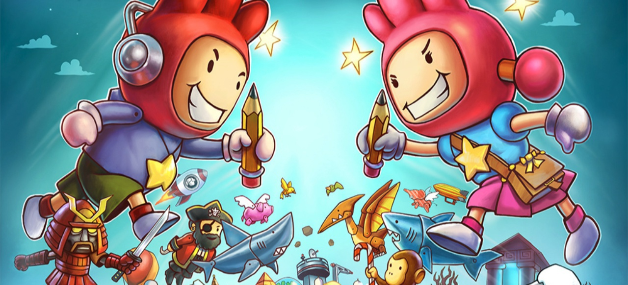 Scribblenauts Showdown (Geschicklichkeit) von Warner Bros. Interactive Entertainment