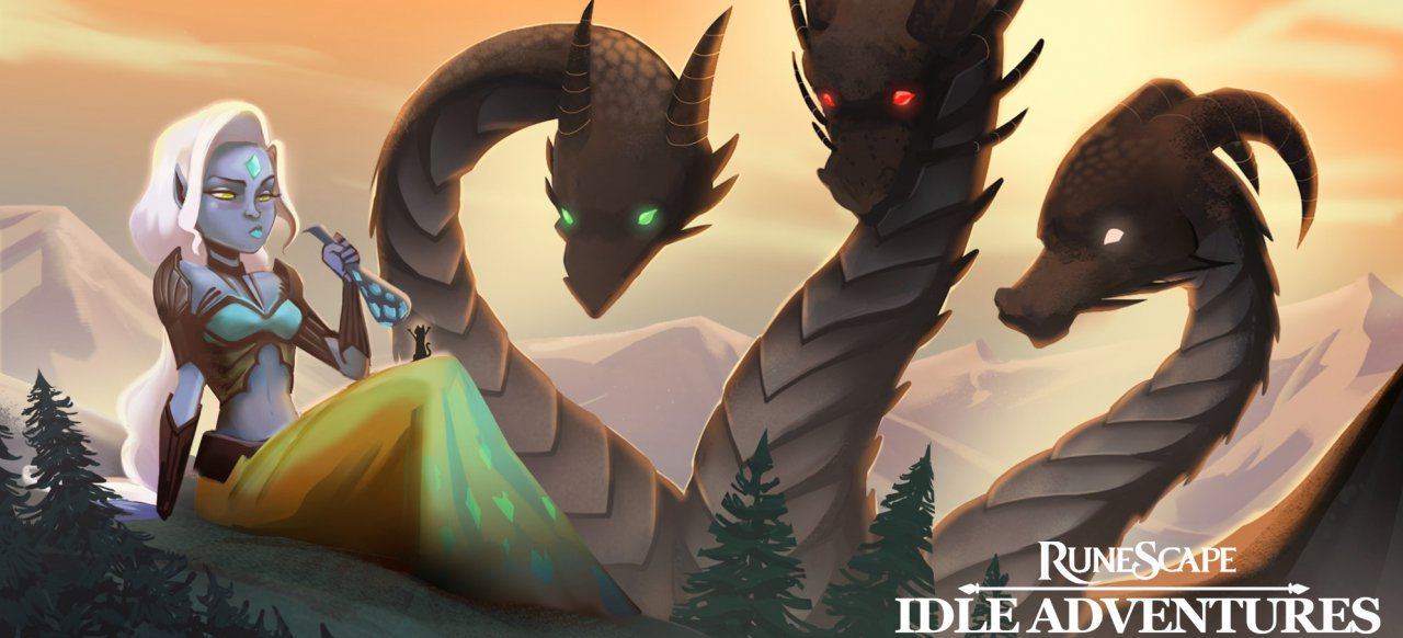 RuneScape: Idle Adventures (Adventure) von Jagex Games Studio