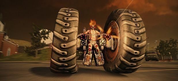 Twisted Metal (Rennspiel) von Sony