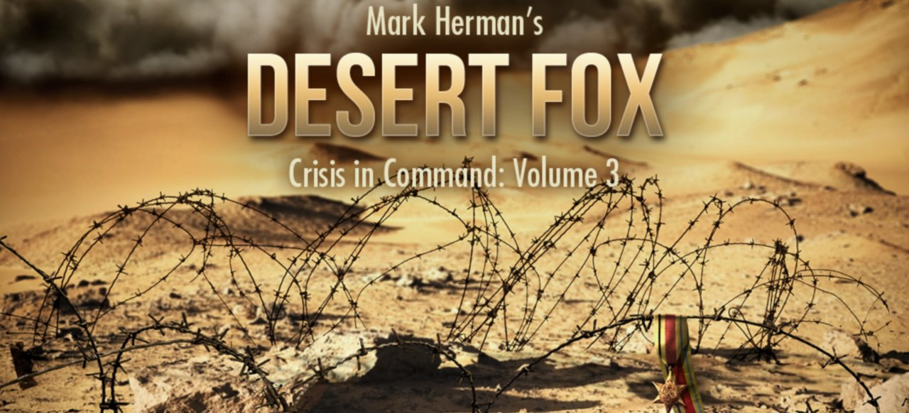 Desert Fox: The Battle of El Alamein (Strategie) von Shenandoah Studios