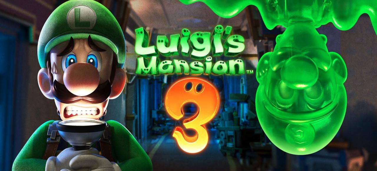 Luigi's Mansion 3 (Arbeitstitel) (Action) von Nintendo
