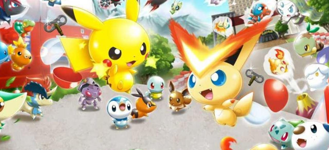 Pokémon Rumble World (Action) von Nintendo