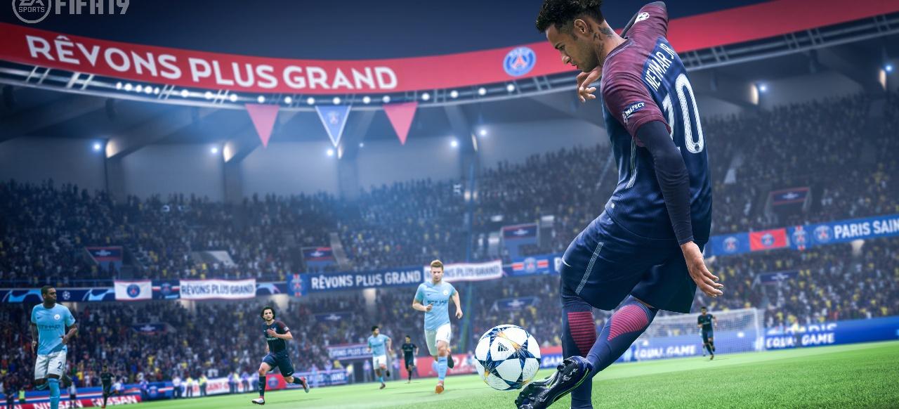 FIFA 19 (Sport) von Electronic Arts