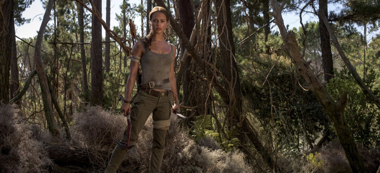 Tomb Raider (Film) (Sonstiges) von Warner Bros. Pictures Germany