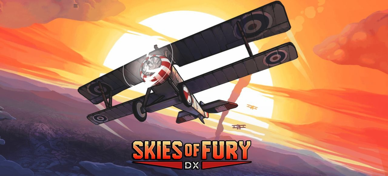Skies of Fury DX (Action) von Illumination Games / Seed Interactive / Ingenium
