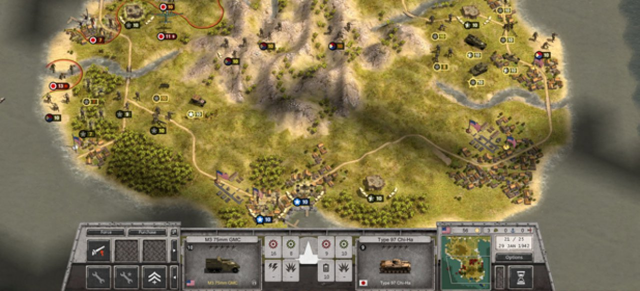 Order of Battle: Pacific (Strategie) von Slitherine Ltd