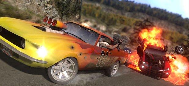 Gas Guzzlers Extreme (Rennspiel) von Iceberg Interactive