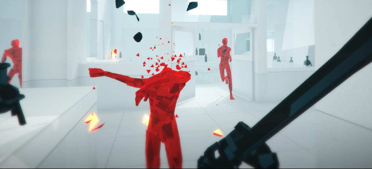 SUPERHOT VR (Shooter) von SUPERHOT-Team