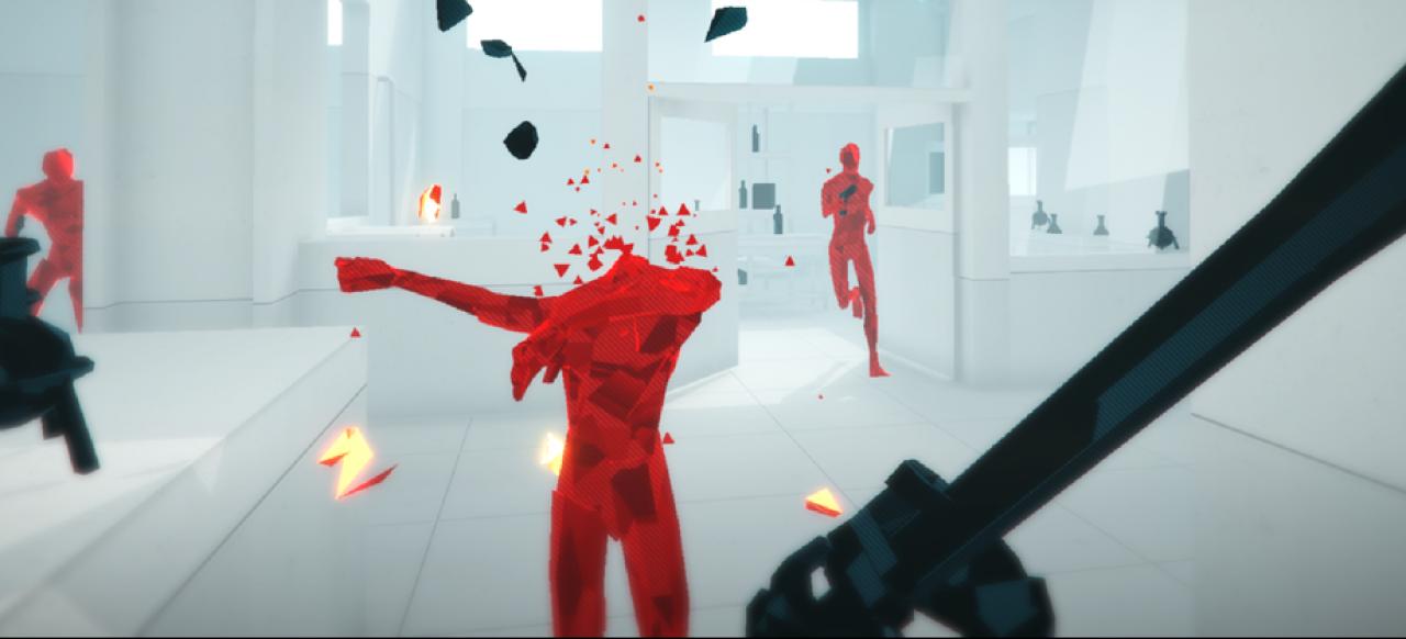 SUPERHOT VR (Shooter) von SUPERHOT-Team