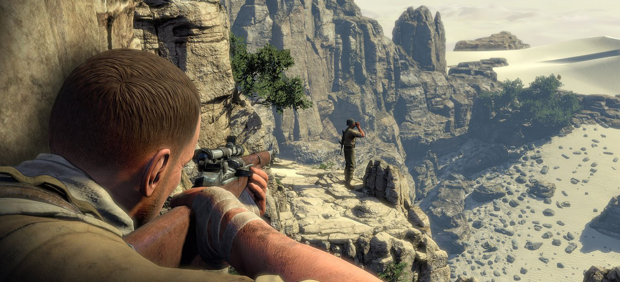 Sniper Elite 3: Afrika (Shooter) von 505 Games / Avanquest