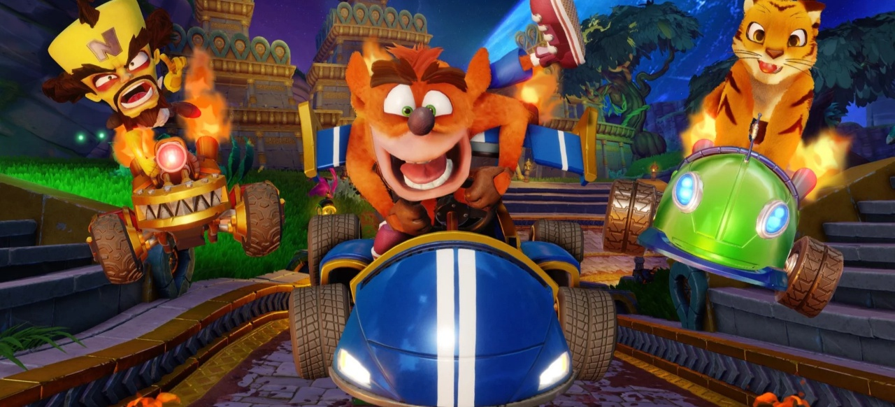 Crash Team Racing Nitro-Fueled (Rennspiel) von Activision Blizzard