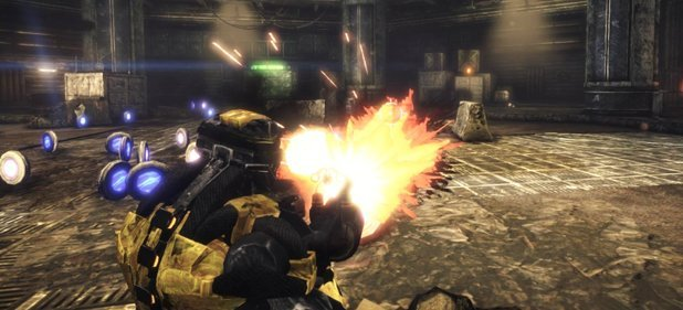 Iron Soul (Shooter) von Blu Bee Games