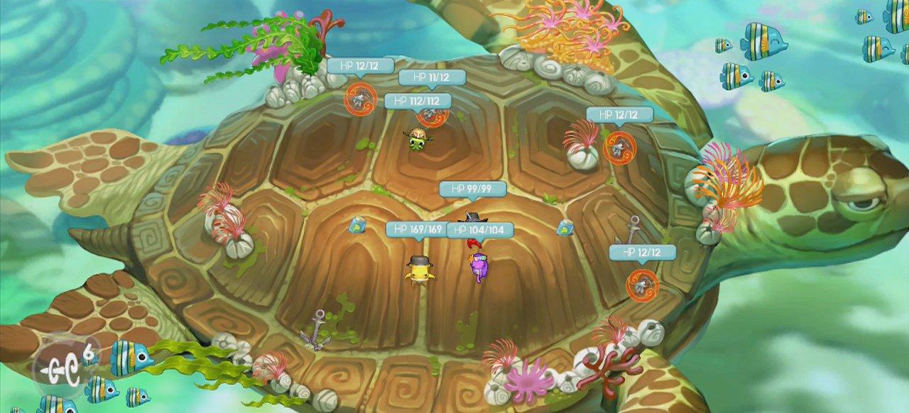 Squids Odyssey (Strategie) von