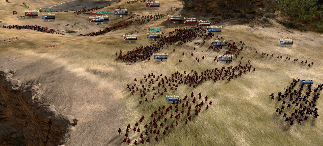 Total War: Arena (Strategie) von Sega