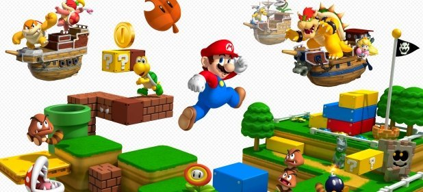 Super Mario 3D Land (Geschicklichkeit) von Nintendo